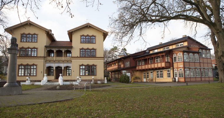 The History of Juodkrantė as Remembered by Its Old Villas