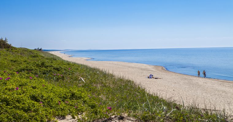 Discovery path on the Baltic coast of Lithuania, Part 4: Juodkrantė